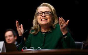 """Why are you mad at me? I'm just as mad at those criminals, ehr, terrorists as you are!"" The Honorable Hillary Clinton"