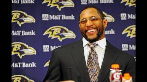 """Vote for me, don't vote for me, whatever. I'll see you on Inaugeration day and then your funeral."" -Cand. Ray Lewis"